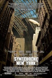 "El espectacular poster de ""Synecdoche New York"" de Charlie Kaufman"