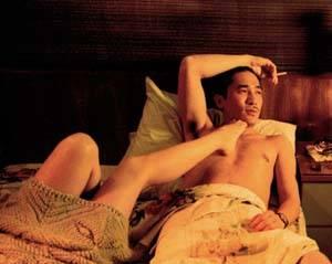 """Preciosa fotografía de la película """"Deseando amar (In the Mood for Love)"""" de Wong Kar-wai"""
