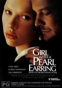 La joven de la perla 2003