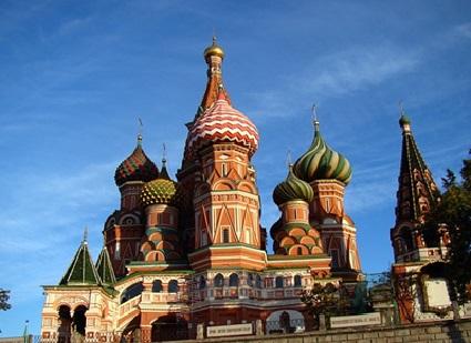 Moscú pixabay