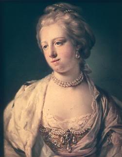 Carolina Matilde Reina Dinamarca