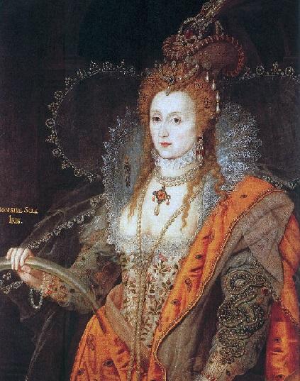 Isabel I de Inglaterra Isaac Oliver