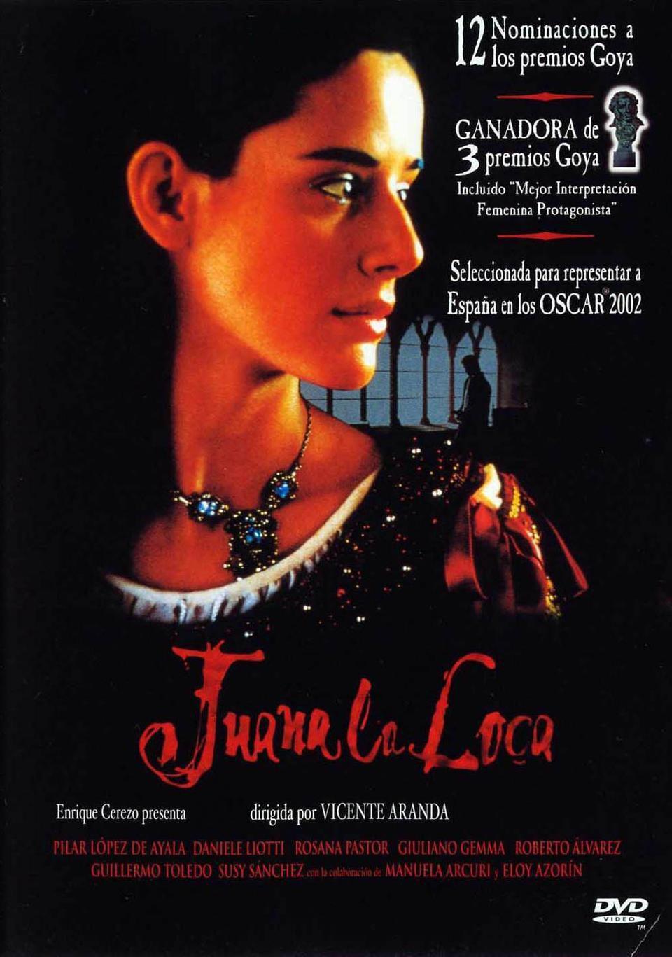 Juana La Loca Vicente Aranda