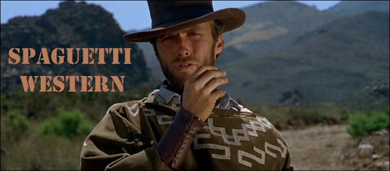 Spaguetti Western Clint Eastwood